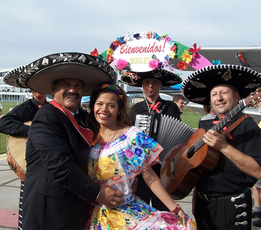 Thema feest: Mexicaanse thema